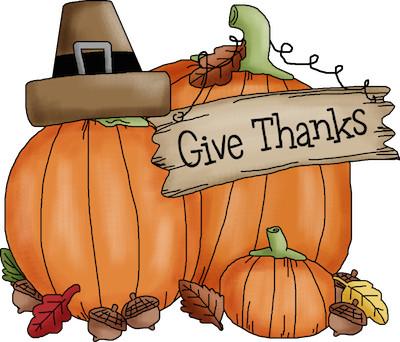 Happy Thanksgiving 2012!