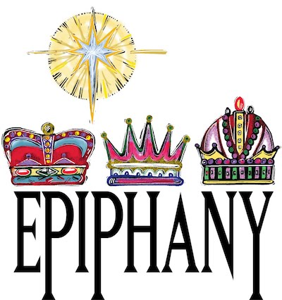 January 6 is Epiphany Day