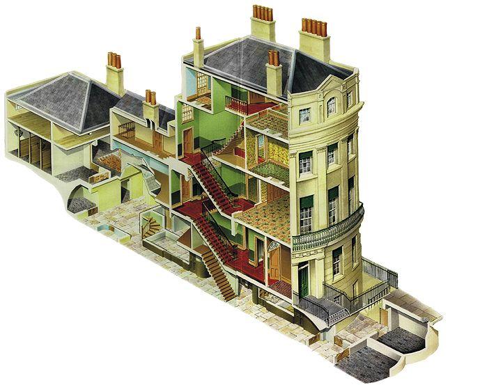 townhouse cutout