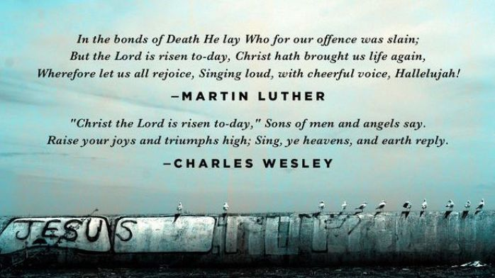 Luther Wesley quote