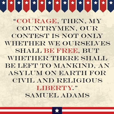 Courage JAdams