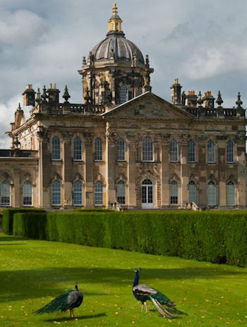 Castle Howard: The Castle that is not a Castle