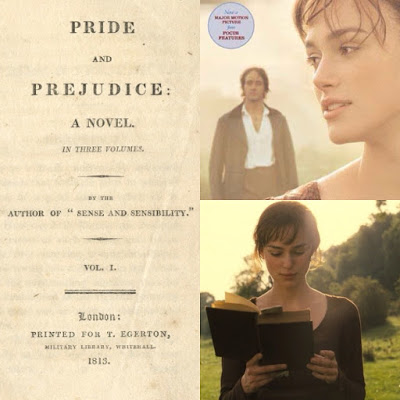 Quotes from Novel to Film, on the P&P 2005 Blog