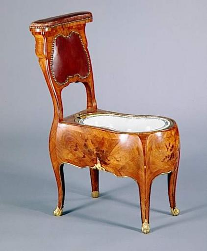 bidet french late1700s