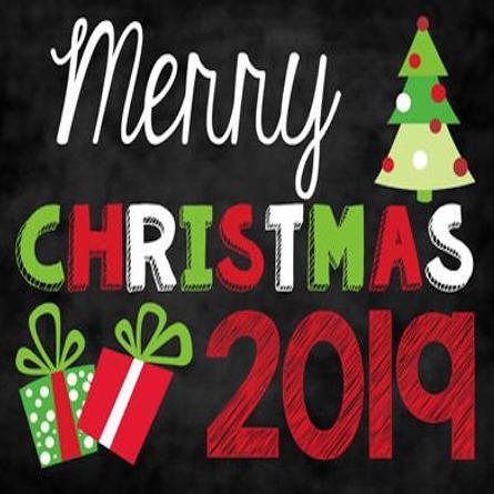Merry Christmas 2019 from Sharon Lathan, Novelist