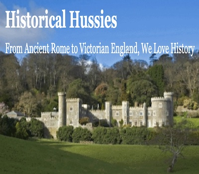 Blogging at Historical Hussies