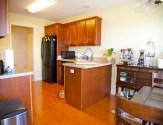 Kitchen after remodel.