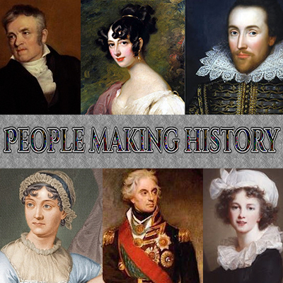 Five Famous Regency Era Portraits
