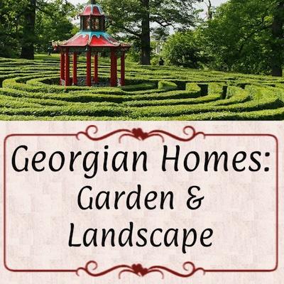 Georgian Garden Adornments & Embellishments