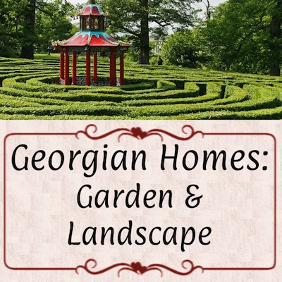 What is a Georgian Era Garden?