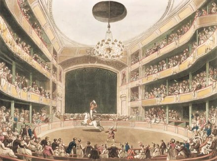 Astley's Amphitheatre, London