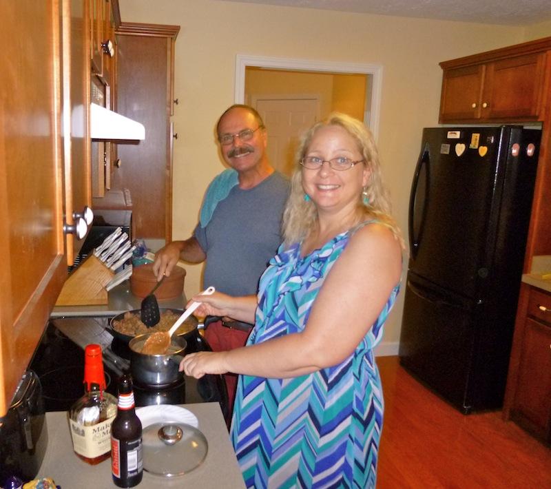 Very happy parents!