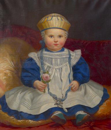 For Precious Infant Heads: Pudding Caps