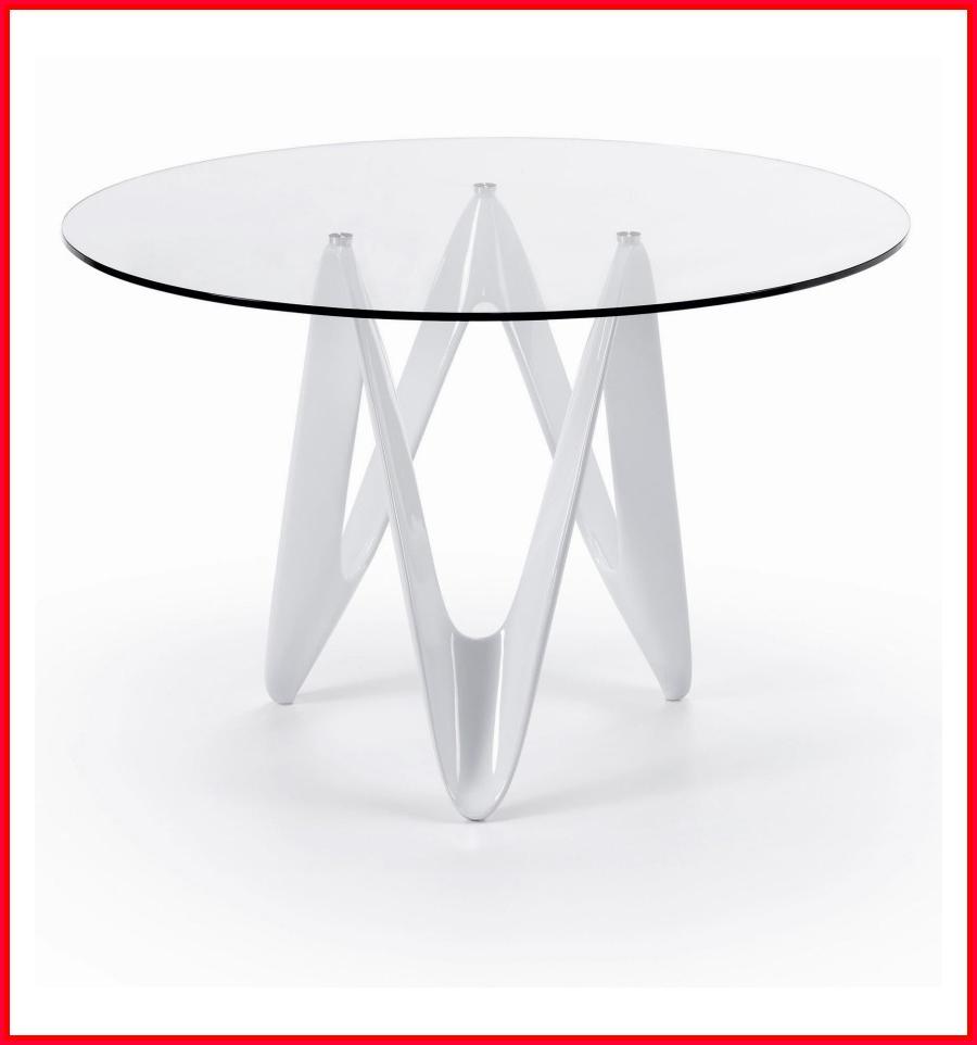 Mesa Comedor Cristal Extensible Ikea