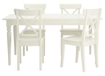 Conjunto De Mesas Y Sillas Ikea