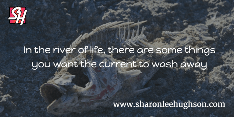 Wash away the dead weight, my friend. Be free to pursue your dreams.