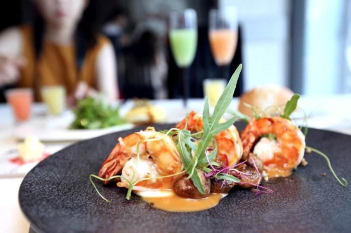 法月當代料理LA FETE 用愛情摩天輪乾杯吧!