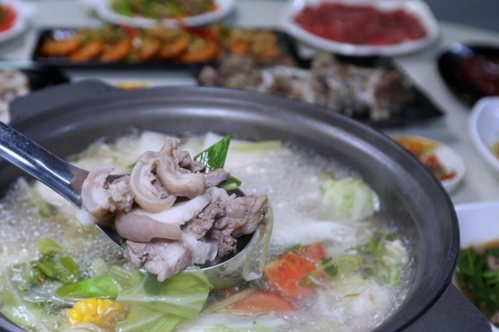 台中羊肉爐 羊胖子古早味 溫體羊肉每日新鮮直送 清燉滋味更顯清甜