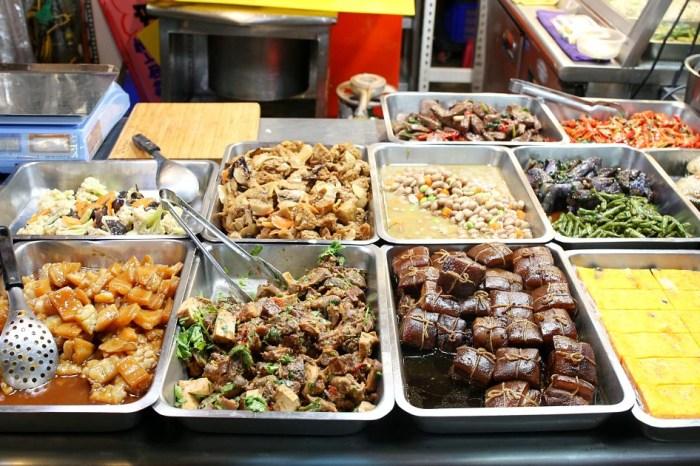 大隆路黃昏市場 大衛廚房熟食新攤進駐 清燉羊肉爐 酸菜白肉鍋 葷素菜色天天變化