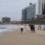 חוף הים הרצליה