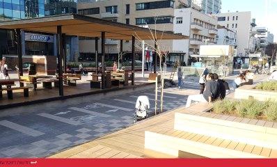 רוטשילד מתחם עבודה בתל אביב