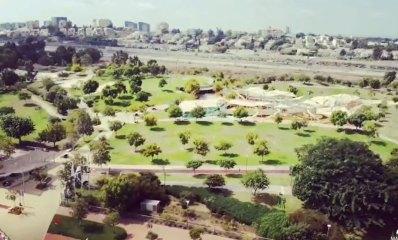 פארק הרצליה צילום רחפן