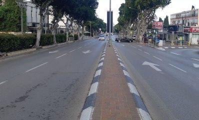 רחוב אחוזה - רעננה