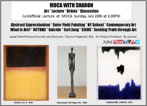 Meetup at MOCA