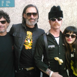 Joey Castillo, BOC, Jesse Hughes and Tuesday Cross