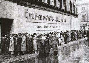 Munich show, 1937