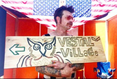 The Mayor of Vestal Village - Jesse Hughes