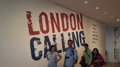 London Calling Exhibition