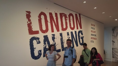 London Calling Exhibition