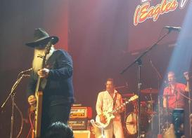 Dave Catching, Jesse Hughes and Josh Homme