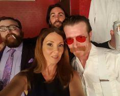 Mon amie, me and Jesse
