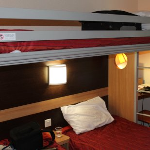 Hotel Premiere Classe Bayeux - 8 min walk from center. — in Bayeux, Basse-Normandie, France.