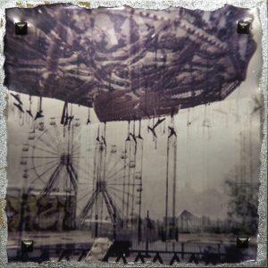 Plastic Camera Photography, six flags under katrina