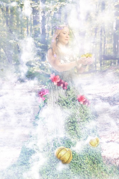 Earth Goddess ©Sharon Popek