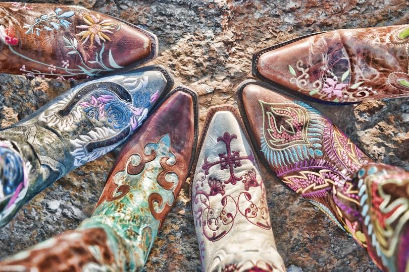 Boot Fan by Sharon Popek