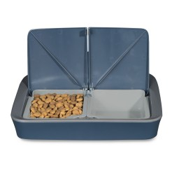 PFD00-15426 2-Meal Feeder_Product_Front_Both Open_Food Left
