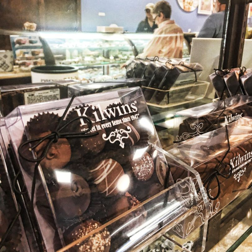 Kilwins Chocolate by Sharon Popek