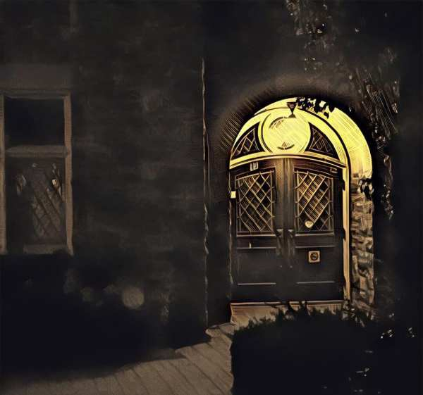 Light in the Darkness ©Jennifer Gruhl