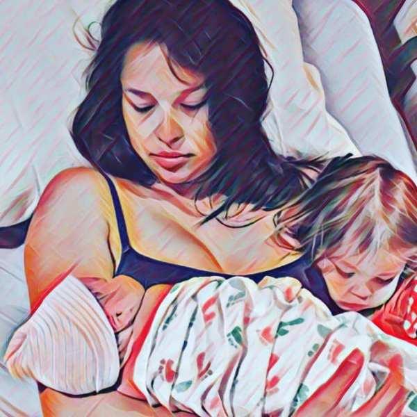 New Baby ©Leticia Vickland