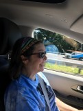 sharon driving