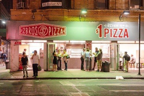 A Good Night for Pizza by Sharon Popek