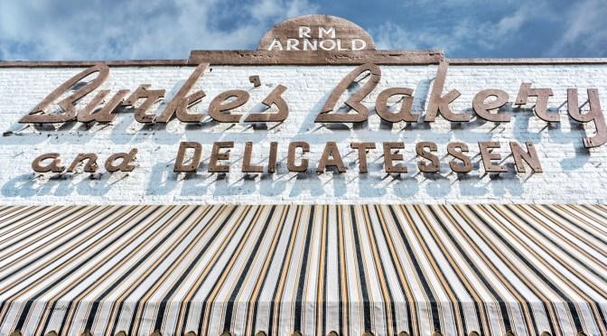 Burke's Bakery and Deli by Sharon Popek