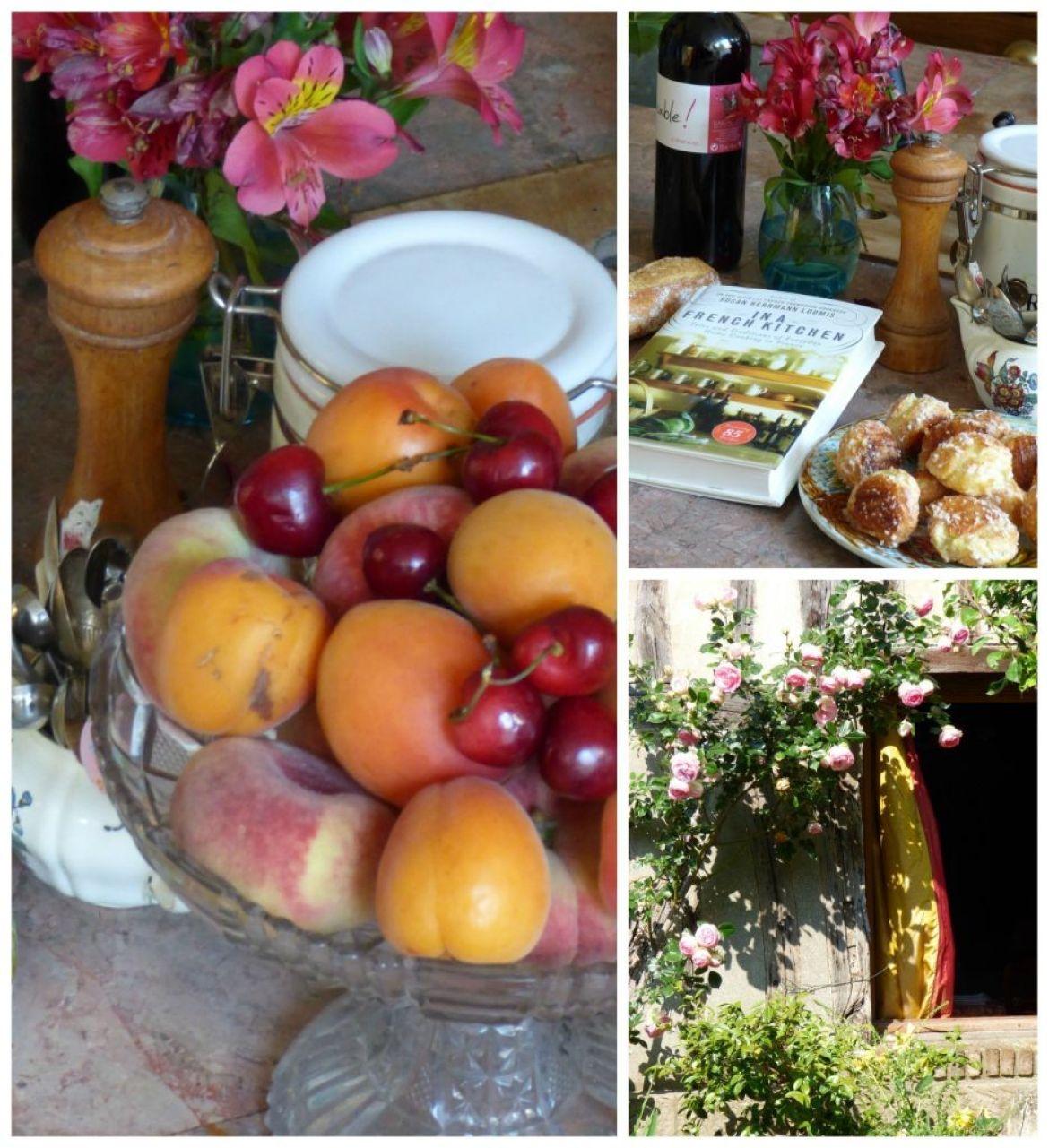 scenes from susan loomis's kitchen