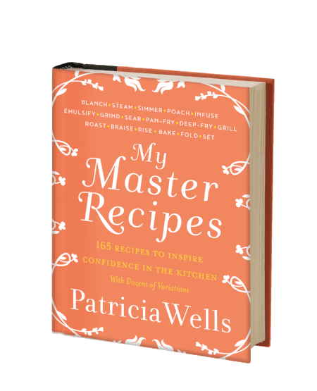 my master recipes cookbook by patricial wells