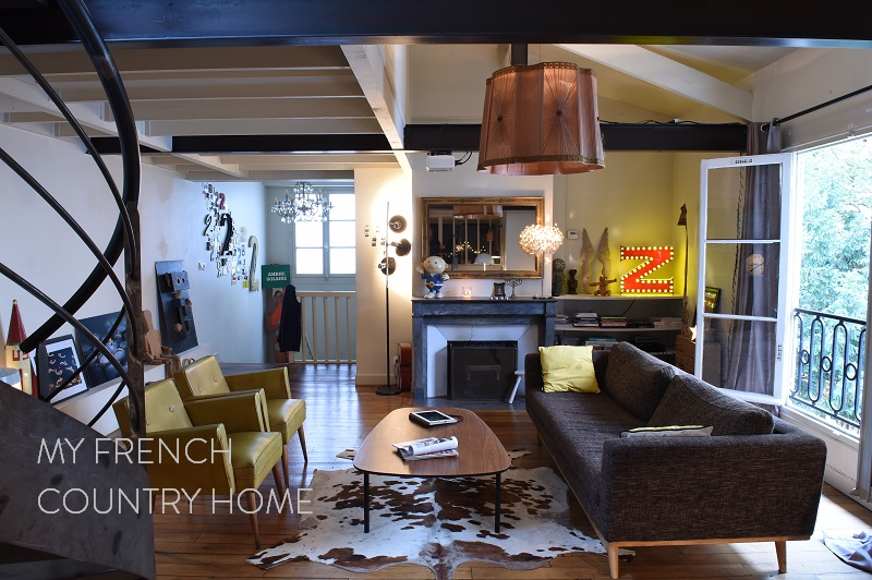inside parisian apartment my french country home