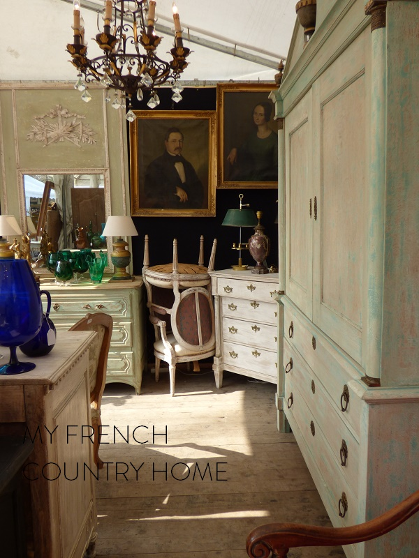 brocante and antique tours 2017 - MY FRENCH COUNTRY HOME